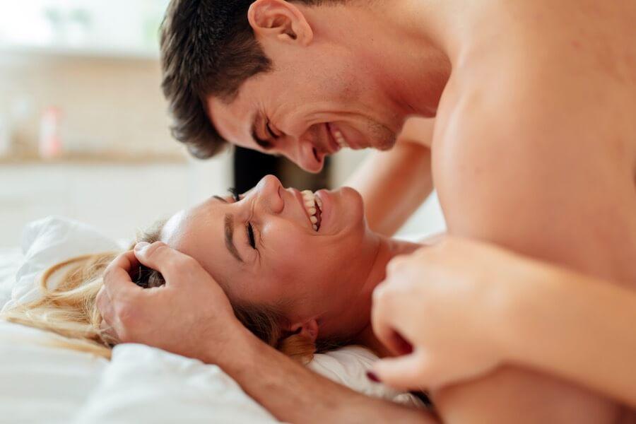 Liebe im Bett