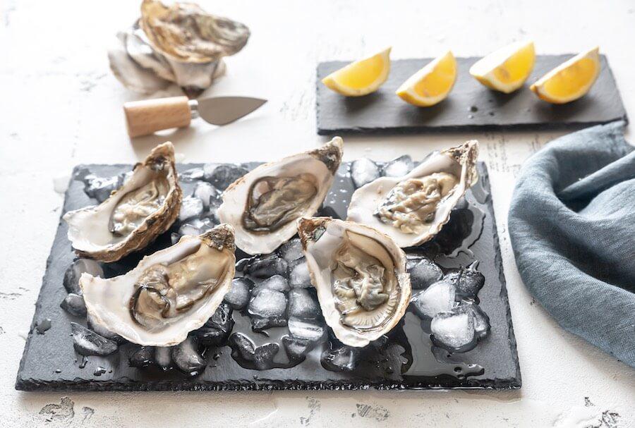 Austern essen für mehr Testosteron