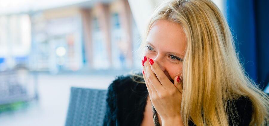 Flirten lernen mit verehren und verabschieden