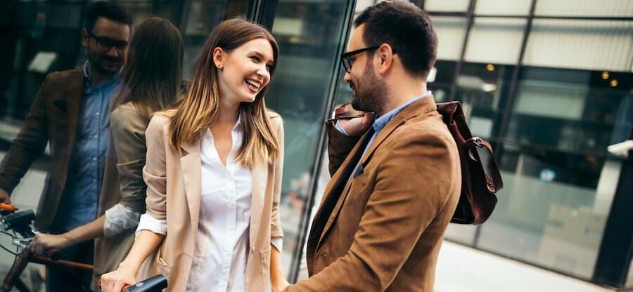 Flirtsprüche wirken auch am Tag - flirtsprueche