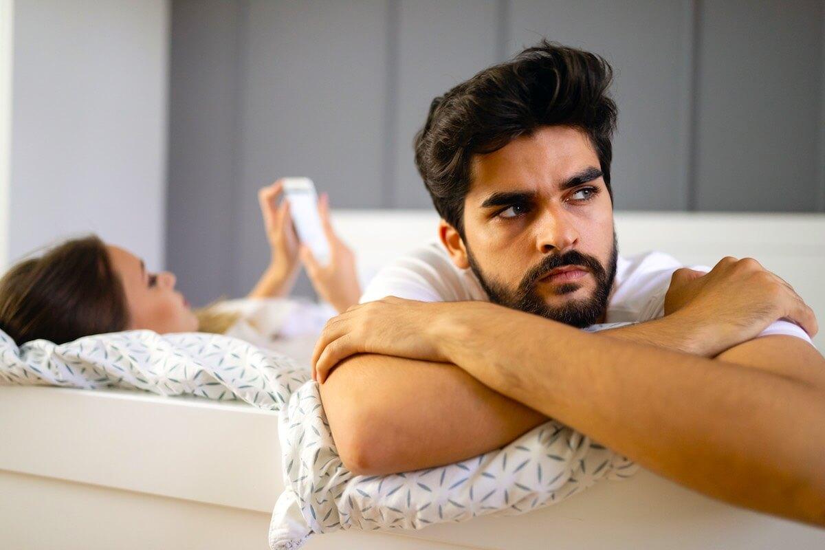 Ex freundin reagiert eifersüchtig