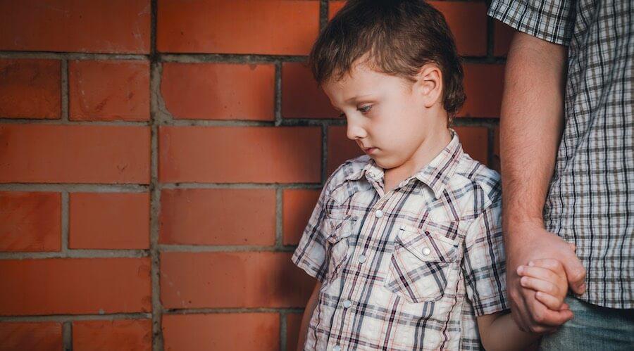 Schüchterheint überwinden - Schüchtern schon als Kind