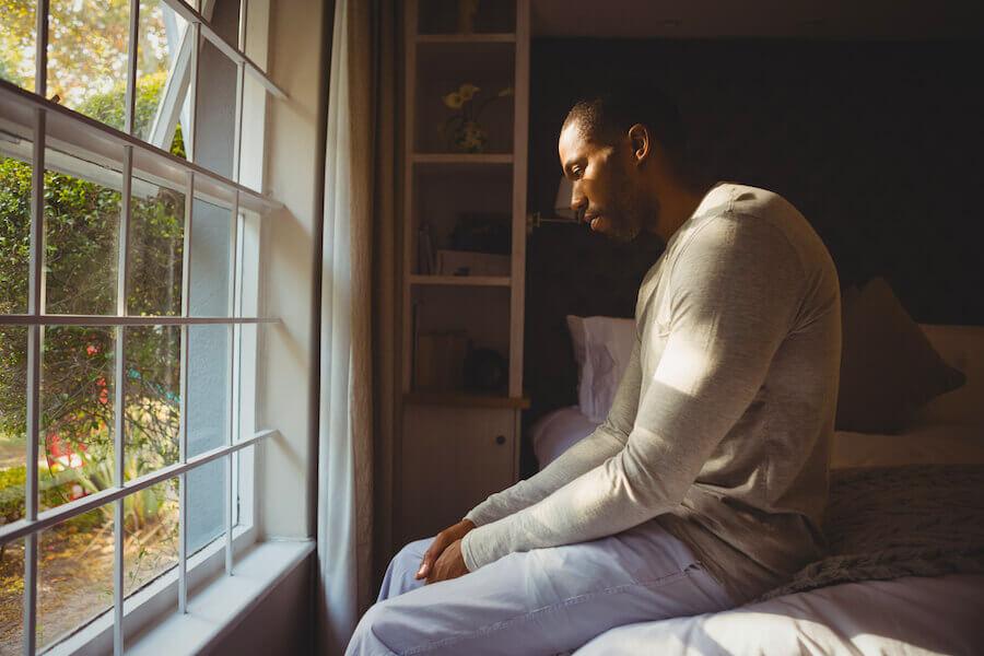 Depressive Verstimmungen können zu Gewohnheiten werden