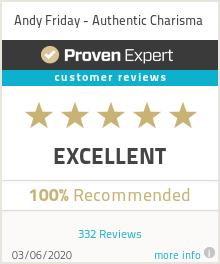 ProvenExpert Bewertungssiegel Stand 03/2020