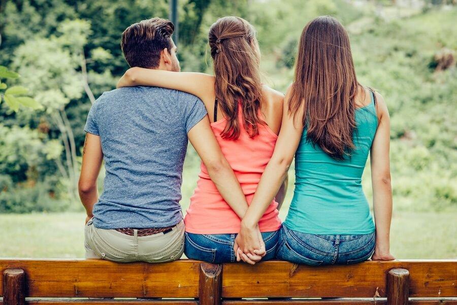 Es ist erlaubt, mehr als nur einen Menschen zu lieben