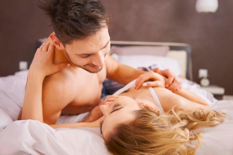 Intime Fragen auf sexueller Ebene