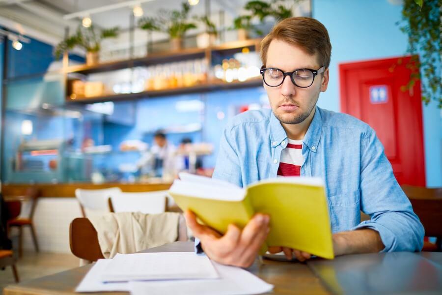 Beim Lesen nicht mehr wissen, was man gelesen hat