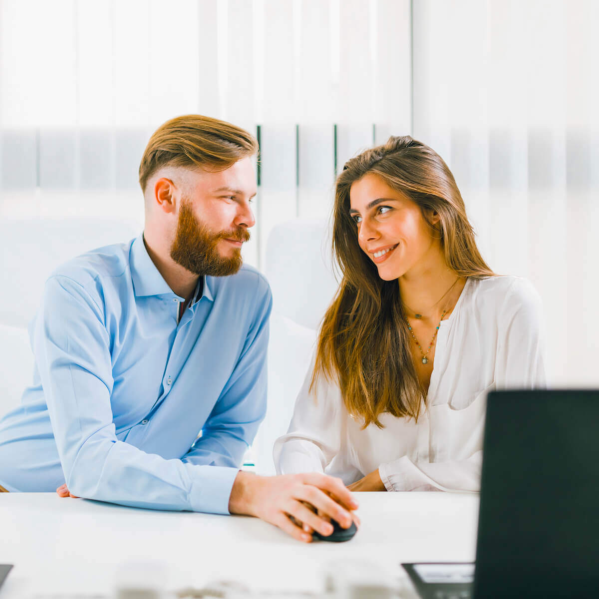 Warum flirten manner mit anderen frauen